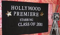 "Fox Tale Follies: Graduation Cupcake Tower & ""Hollywood Premiere"" 8th Grade Dance"
