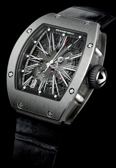 cdec4a93ee5 Richard Mille s New Tourbillon and Automatic