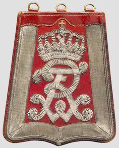 Prusia 13º Húsares Rey Humberto de Italia (1 Kurhessisches) Military Uniforms, Monograms, Rey, Soldiers, Card Holder, Horses, Bags, Vintage Textiles, Prussia