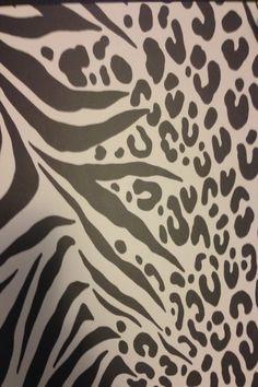 Zebra/cheetah