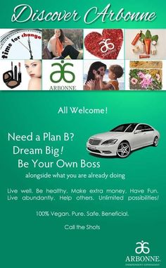 #Discover #Arbonne love this flyer
