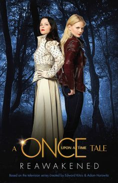 Reawakened: A Once Upon a Time Tale: Odette Beane: 9781401312725: Amazon.com: Books