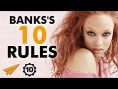 Tyra Banks Interview - Tyra Banks's Top 10 Rules For Success - you're unique - YouTube