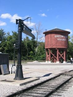 """Railroad Line Forums - The Gallery: Mar. """"Towers: Water, Coal & More"""" Ho Scale Train Layout, Ho Scale Trains, Model Train Layouts, Henry Ford Museum, Abandoned Castles, Model Trains, Towers, Buildings, Gallery"""