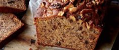 Curtis Stone | Banana Bread with Lots of Toasted Walnuts