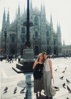 My years in Milano, Italy - 2000-2004