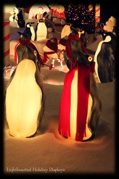 Penguin Fun.
