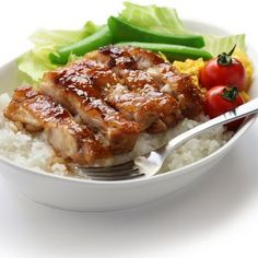 Teriyaki Chicken Slow Cooker