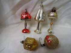 Hey, I found this really awesome Etsy listing at https://www.etsy.com/listing/553312121/christmas-ornament-vintage-glass-from