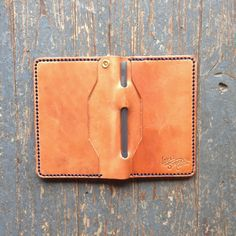 Loyal Travel Wallet-Russet — Loyal Stricklin