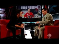 Video: The Hour: Theo Fleury