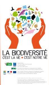 Exposition la Biodiversité c'est la vie. Du 1er juillet au 31 août 2013 à Auffay.
