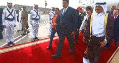 La visita a Doha no estaba dentro de la agenda del presidente de la República, pero al parecer busca acuerdos sobre el precio del petróleo El presidente Ni