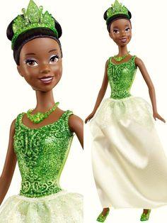 Disney Princess Tiana Doll