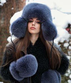 Sable Fur Coat, Fox Fur Coat, Chinchilla, Russian Hat, Head Scarf Styles, Fur Accessories, Fur Fashion, Fashion Kids, Cool Hats