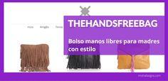 Bolso manos libres para madres con estilo - TheHandsFreeBag