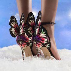 """Sophia Webster """"Chiara"""" winged sandals"""