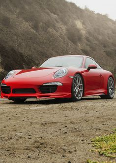 Porsche 911 Carrera S V-GT Edition from Vorsteiner