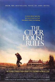 The Cider House Rules Stars: Michael Caine, Charlize Theron, Tobey Maguire and Paul Rudd