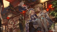 Genshin Impact #anime anime boys anime girls #1080P #wallpaper #hdwallpaper #desktop Fantasy City, Video Game Characters, Fictional Characters, Original Wallpaper, Wallpaper Free Download, Video Game Art, Anime Style, Wallpaper Backgrounds, 1080p Wallpaper