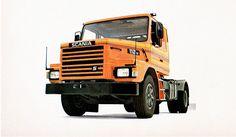 SCANIA T 112 HS - Brasil