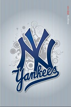 New York Yankees Logo 3 Android Wallpaper HD Yankees Baby, Yankees Logo, Yankees News, New York Yankees Baseball, Yankees Pictures, Wallpaper Free, Nike Wallpaper, Wallpaper Pictures, Mlb Teams