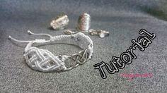 Macrame Celtic Bracelet ♥ DIY ♥