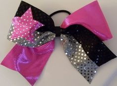 CHEER BOWS | CHEERLEADING BOWS ALL STARS | COMPETITION CHEER BOWS