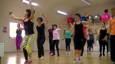 """Footloose"" (ZIN 62) - Zumba Fitness Choreography                                                                                                                                                                                 More"