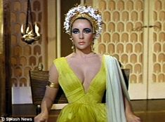 Sorry Liz, but THIS is the real face of Cleopatra                                                                                                                                                                                 More