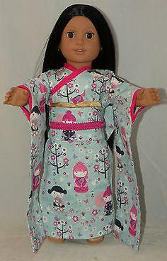 kimono fit american girl Josefina Marisol Jess Lanie Rebecca Ivy Julie