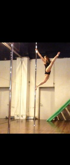 favorite pole trick