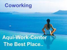 """Aqui Work Center: l'Espace Coworking Merignac  """"+ qu'une location de bureau""""  Un bureau partagé ouvert et convivial pour indépendants à Mérignac     http://www.coworking-merignac.com/    Coworking: A window into the future of work"""