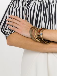 Iosselliani Elegua set of bracelets