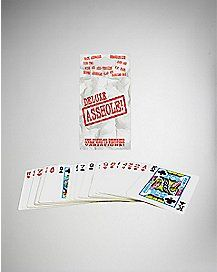 from Alexander card game ass hole