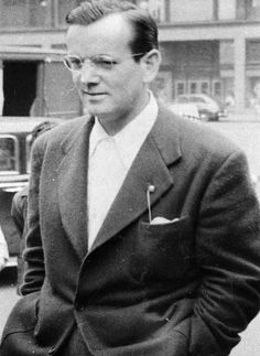 Glenn Miller.........yah he was a hottie and we all know it!