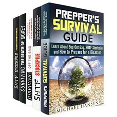 Survival Guide Box Set (5 in 1): SHTF Stockpile for Beginners, Bug-Out Bag, Living Off the Grid Essentials and Surviving Economic Collapse (Survival Guide & SHTF Stockpile), http://www.amazon.com/dp/B018ZH3E98/ref=cm_sw_r_pi_awdm_g2hvxbS5QMDRA