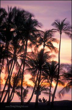 Waikoloa Sunset | by Greg Vaughn