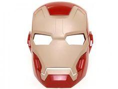 Máscara Básica Iron Men 3 - Hasbro