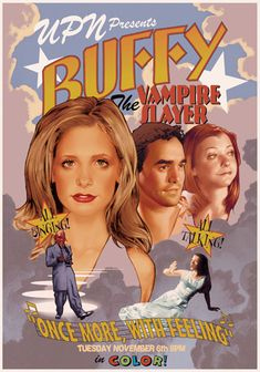 Adam Hughes-I had no idea AH! did the cover art for the musical episode of Buffy!