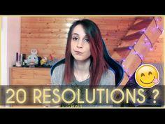 20 RESOLUTIONS QUE PERSONNE NE TIENDRA JAMAIS ❆ - YouTube