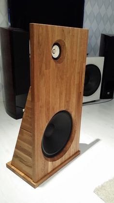 Quarter Wavelength Loudspeaker Design Gallery