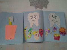 Oral Health, Dental Health, Pre School, School Days, Safety Crafts, Wuhan, Health Lessons, Dental Hygiene, Health And Safety
