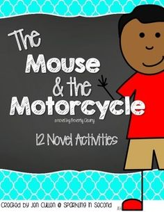 mouse and the motorcycle book report The mouse and the motorcycle: beverly cleary, jacqueline rogers:  the mouse and the motorcycle (ralph mouse) and over one million other books are available for  review one might know that if beverly cleary were to invent a mouse,.