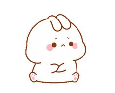 Hug Cartoon, Funny Cartoon Gifs, Cute Bunny Cartoon, Cute Kawaii Animals, Cute Cartoon Pictures, Cute Love Cartoons, Cute Cartoon Wallpapers, Cute Anime Cat, Cool Anime Girl