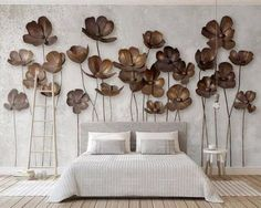 Wall Murals Bedroom, Living Room Bedroom, Bedroom Decor, Mural Wall Art, 3d Home, Wall Wallpaper, Paper Wallpaper, Adhesive Wallpaper, Wallpaper Size