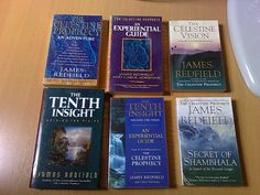James Redfield's  books