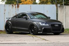 Avus Performance t�Rns Audi TT-RS into 460-hp Neu-Ur-Quattro