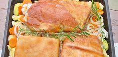 Érdekel a receptje? Kattints a képre! Spanakopita, Salmon Burgers, Minion, Pork, Food And Drink, Turkey, Dishes, Ethnic Recipes, Kale Stir Fry