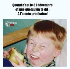 Quand c'est le 31 décembre... - Be-troll - vidéos humour, actualité insolite
